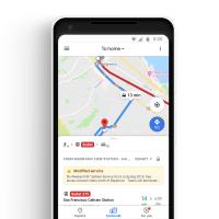 В «Google Карты» добавили отслеживание движения общественного транспорта2