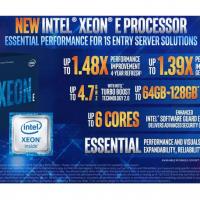 Intel анонсировала процессоры Xeon Cascade Lake-AP и Xeon E-21002