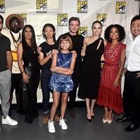Фото с презентации Marvel в рамках Comic-Con4