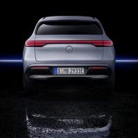 Электрический кроссовер от Mercedes-Benz поступит в продажу5