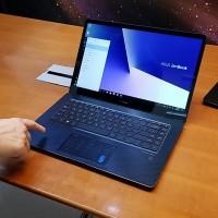 Asus показала ноутбуки с тачскрином вместо тачпада0