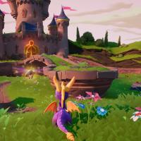 Spyro Reignited Trilogy выйдет для PS4 и Xbox One3