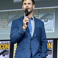 Фото с презентации Marvel в рамках Comic-Con24