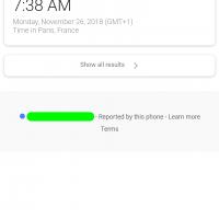 Google отвечает на часть вопросов, не загружая результаты поиска1