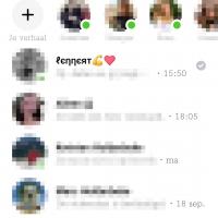 Обновлённый дизайн Messenger появился у некоторых пользователей1