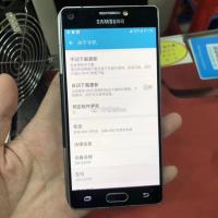 Фото отменённого смартфона Samsung с двумя экранами1