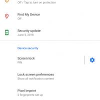 Опубликована вторая бета-версия Android P1