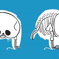 Кот шапка-ушанка и медведь-неваляшка. Студия Лебедева представила талисманы «Команды России»10