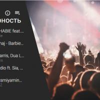 YouTube представила сервис музыкальных чартов1