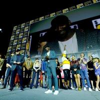 Фото с презентации Marvel в рамках Comic-Con7
