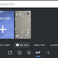 Gboard на Android научилась создавать гифки1