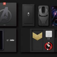 Представлена специальная версия OnePlus 6 Avengers Edition1