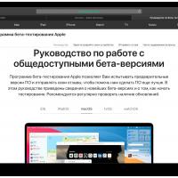 Как установить публичные бета-версии iOS 14, iPadOS 14, macOS Big Sur и tvOS 147