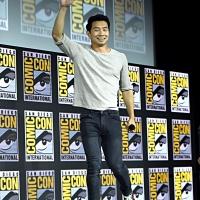 Фото с презентации Marvel в рамках Comic-Con30