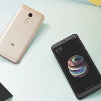 Две новинки Xiaomi — Redmi Note 5 и 5 Pro4