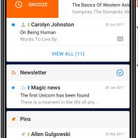 Популярный Email-клиент Spark вышел для Android0