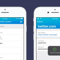 Mozilla тестирует менеджер паролей для iOS и блокнот для Android1