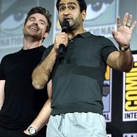 Фото с презентации Marvel в рамках Comic-Con3