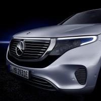 Электрический кроссовер от Mercedes-Benz поступит в продажу4