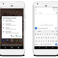Теперь Android можно пользоваться только с помощью голоса1