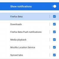 Firefox для Android получил режим «Картинка в картинке» и каналы уведомлений1