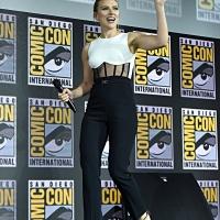 Фото с презентации Marvel в рамках Comic-Con14