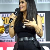 Фото с презентации Marvel в рамках Comic-Con19