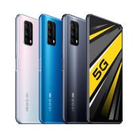 Vivo iQOO Z1x: доступный смартфон с дисплеем 120 Гц и Snapdragon 765G1