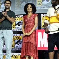 Фото с презентации Marvel в рамках Comic-Con20