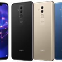 Huawei Mate 20 Lite оснащён четырьмя камерами с AI1