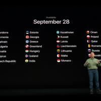 iPhone XS и XS Max —больше, мощнее, лучше11