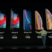 iPhone XS и XS Max —больше, мощнее, лучше10