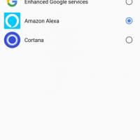 Alexa займет место Ассистента Google на Android-устройстве2