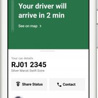 Uber выпустил облегчённое приложение Liteдля Индии2