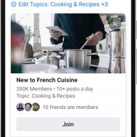 Facebook получит новый дизайн в стиле минимализ22