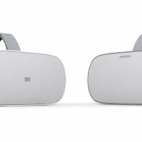 Xiaomi презентовала 75-дюймовый Mi TV 4 и шлем Mi VR Standalone4
