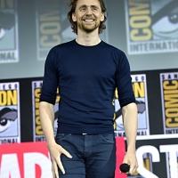 Фото с презентации Marvel в рамках Comic-Con29