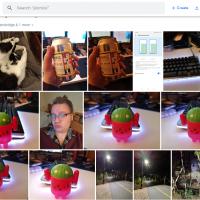 Веб-версия «Google Фото» обновилась для соответствия Material Theme1