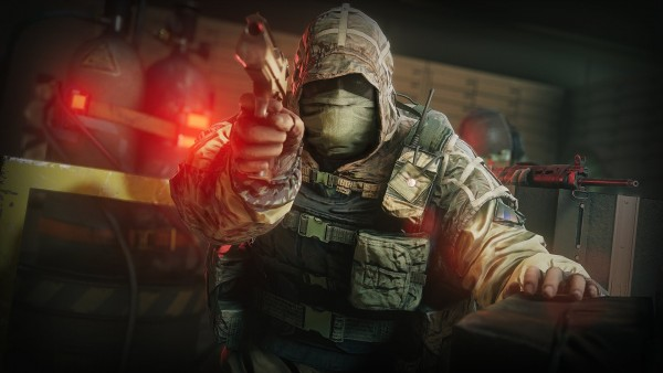 В Rainbow Six Siege начали банить за ругань