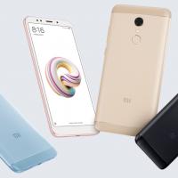 Две новинки Xiaomi — Redmi Note 5 и 5 Pro3