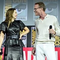 Фото с презентации Marvel в рамках Comic-Con22