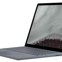 Microsoft Surface Laptop 2 выйдет в чёрном корпусе1