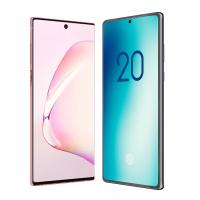 Пресс-рендеры Samsung Galaxy Note 20 и Tab S73