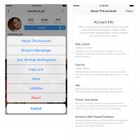 Instagram будет выдавать «галочки» верифицированным аккаунтам1