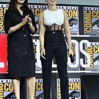Фото с презентации Marvel в рамках Comic-Con12