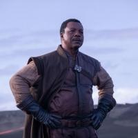 Первые кадры сериала по мотивам «Звёздных войн» — «Мандалорец»3