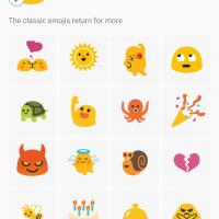 Эмодзи-капли вернулись в Android в виде стикерпака для Gboard1