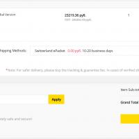 Распродажа-молния смартфонов Xiaomi на Gearbest1