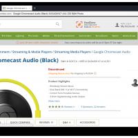 Google прекратила производство Chromecast Audio4