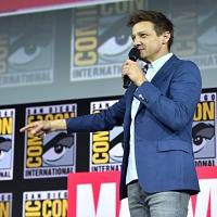 Фото с презентации Marvel в рамках Comic-Con11